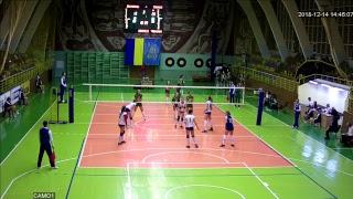 ХХVIII Чемпіонат з волейболу. Жінки. Суперліга 9 тур сезону 2018-2019 рр.  м.Луцьк (18.01.2019)