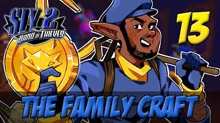 [Sly 2: Band of Thieves | 13] The Family Craft (Let's Play The Sly Cooper Series w/ GaLm)