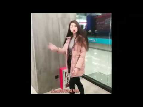 (Video Feedback)Áo Phao Nữ Ulzzang 2017 Dáng Dài Lông Vũ Siêu ấm
