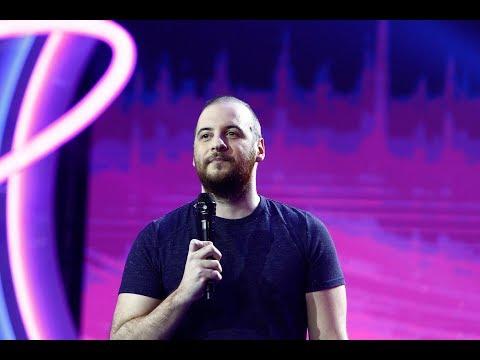 Andrei Ciobanu, stand up comedy de senzație, la iUmor