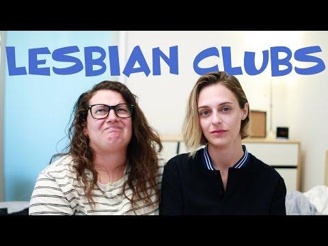 Lesbian Clubs - Pillow Talk