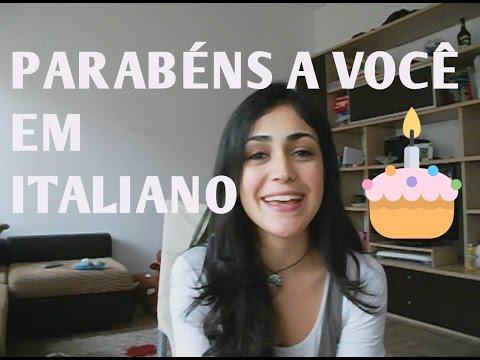 Feliz Aniversário em Italiano, Parabéns em Italiano Como Dizer Parabéns para um Amigo (a) em Itália