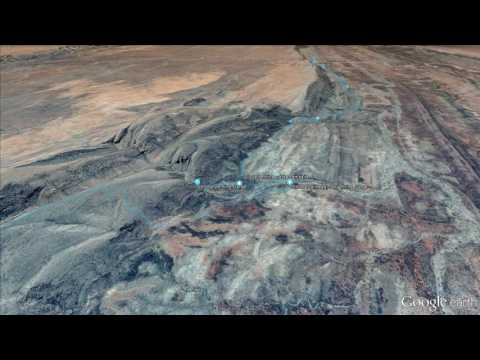 Larapinta Trail Overview (Mt Sonder to Alice Springs)