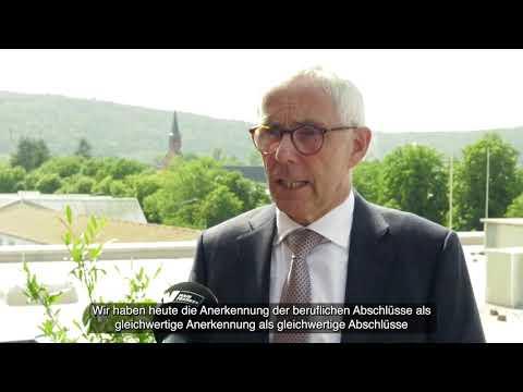 DIHK-Präsident zu Gast in der IHK Würzburg-Schweinfurt