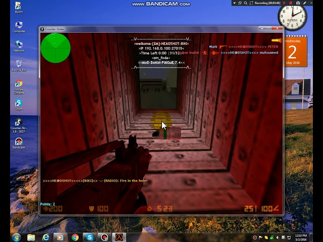 Counter-Strike 1.6 Addons Zombie Plague  New _Knife_ Menu
