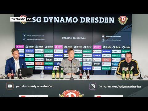 11. Spieltag | FCH - SGD | Pressekonferenz vor dem Spiel