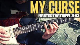 My Curse by Killswitch Engage - Riff Guitar Lesson w/TAB - MasterThatRiff! 83