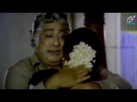 Sivaji Ganesan Acting performance | Middle Class Family Suffers | Anandha Kanneer | Tamil