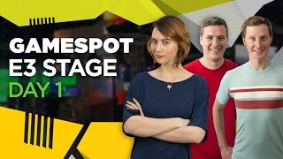 GameSpot Live @ E3 2015, Day 1
