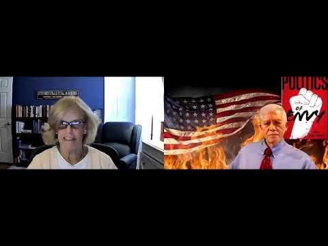 Did Envy Get Biden Elected?  Dr. Anne Hendershott on today's Socialist Agenda.