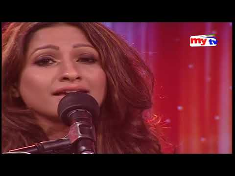 Tina Mustari & Likhon | Rong | Bangla Music Program | mytv