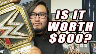 DELUXE WWE Championship REVIEW