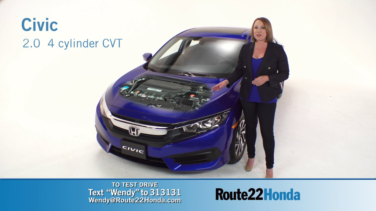Rt 22 Honda >> Route 22 Honda Civic Wendy Walk Around