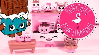 shopkins season 3 fashion spree ballet collection unboxing