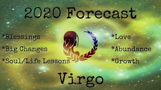 Virgo ~ Everyone loves you in 2020! ~ 2020 Tarot Forecast