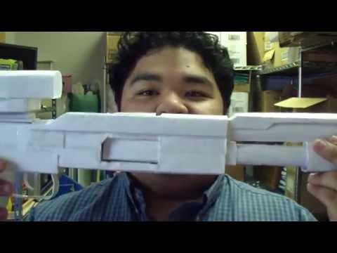 Top Load Pump Action Shotgun (Shell Ejecting) | Homemade Paper