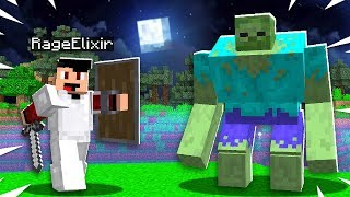 I FOUND New MUTANT MOBS in MINECRAFT! (New Update)