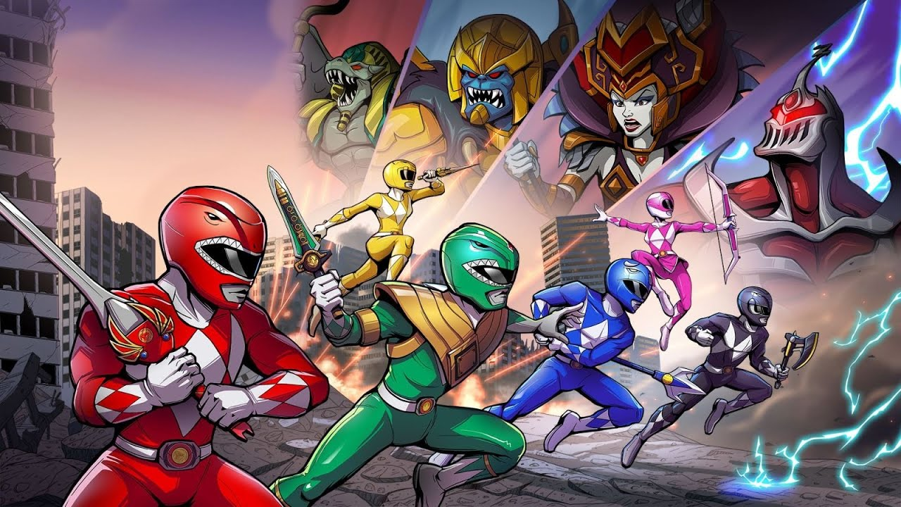 Mighty Morphin Power Rangers Folge 1 Deutsch Stream