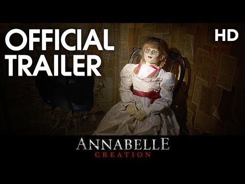 ANNABELLE CREATION | Official Trailer 2# | 2017 [HD]