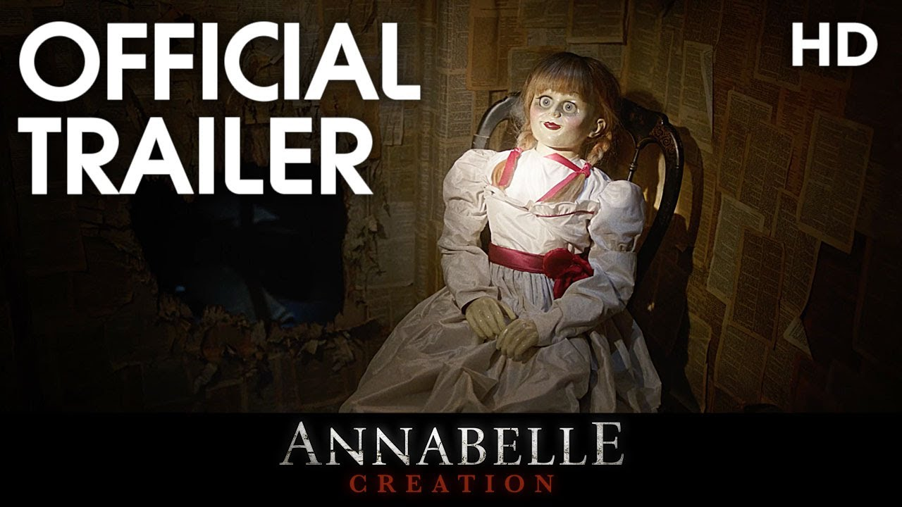 Download ANNABELLE CREATION | Official Trailer 2# | 2017 [HD]