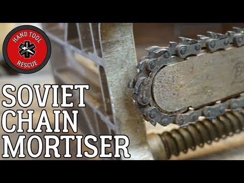 Советский цепной смертник [Реставрация] (часть 2 из 2)