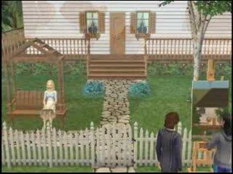 Paint Me A Birmingham - Tracy Lawrence (Sims 2 Version)
