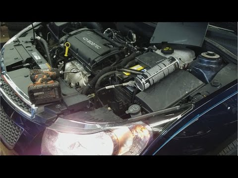 2011 Chevy Cruze P0171, U0100, U0140, U0073, Stabilitrak - Fixed