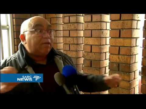 W Cape MEC Albert Fritz has had a close brush with death
