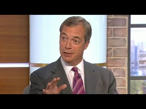 Nigel Farage: Should Brexit be scrapped?