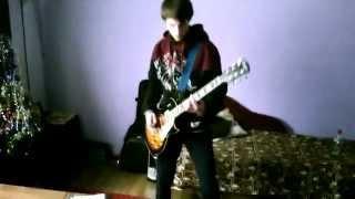 Thousand Foot Krutch - Falls Apart - Guitar Cover - Vova Kuzmovych