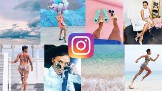 How I Edit My Instagram Photos | TECH TALK