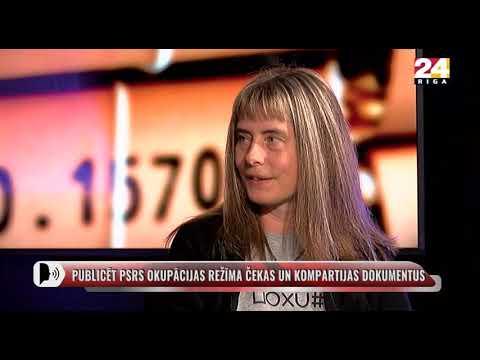 Vēsturniece Inese Dreimane par čekas dokumentu publiskošanu