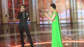 HTV Award lần 5 (2011) - Song ca Mỹ Tâm & Mr Đàm