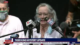 TIGER KING MYSTERY: Faṁily Of Don Lewis DEMANDS Answers