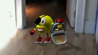 Here Sails Pac-Man