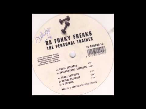 Da funky freaks - The Personal Trainer (Tranz Extended)