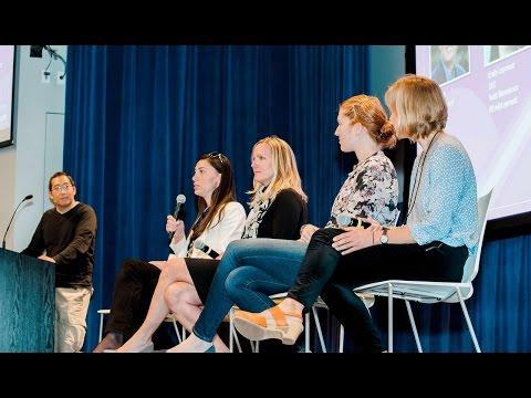 Women in Tech Festival 2016 - Futurama