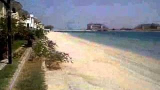 VIP luxury villa Palm Jumeirah - private beach