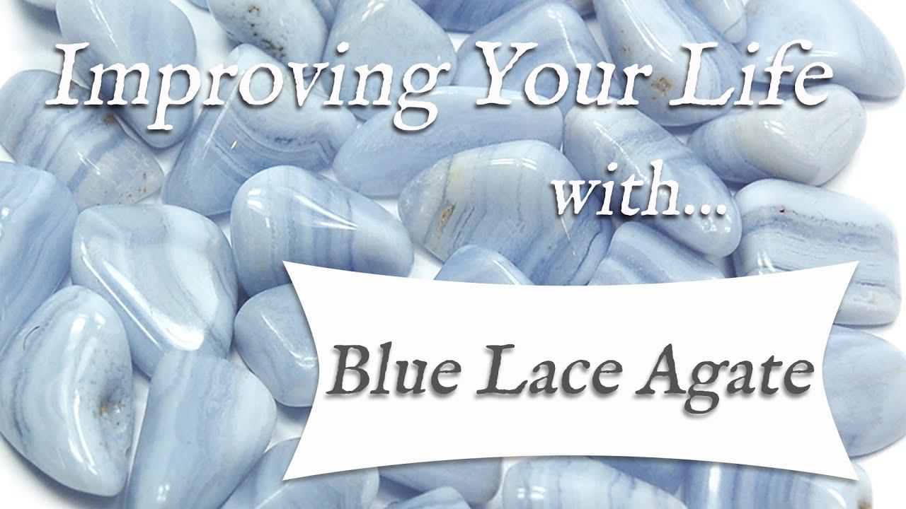 Crystals2Heal Blue Lace Agate Lapis Lazuli Pendant