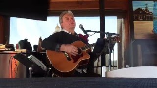 """Teddy Baker """"The Rock"""" at the Cottage Winery in Cleveland, GA"""