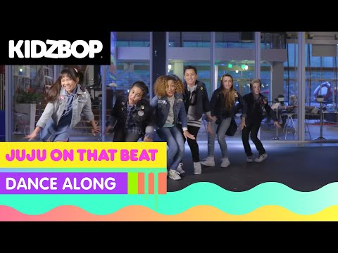 KIDZ BOP Kids  Juju  That Beat Dance Alg #KBThatBeat