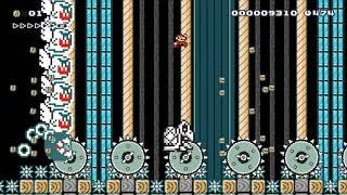 Skull and Bones: Beating Super Mario Maker's HARDEST Levels!
