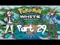 Let's Play! - Pokemon Black And White Episode 29: Elite Four Caitlyn & Marshal