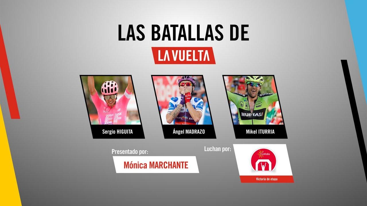 Las batallas de La Vuelta - Victoria de etapa