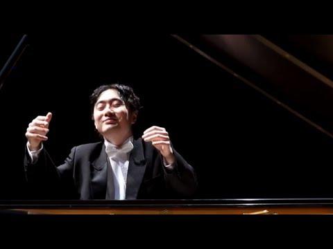 """Claude Debussy """"Clair de lune"""" by Sheng Cai"""