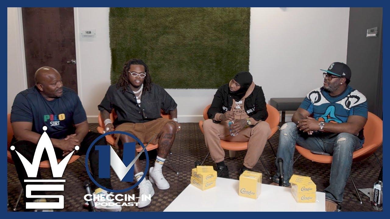 GUNNA Speaks with Big U on why Guns in Videos are Goofy Episode 3:1 [BIG U x WSHH CHECC'N-IN]