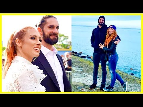 WWE Seth Rollins And Becky Lynch In Real Life 2020 | Seth Rollins & Becky Lynch 2020