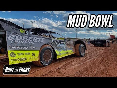 A Day in the Mud / Ice Bowl at Talladega Day One