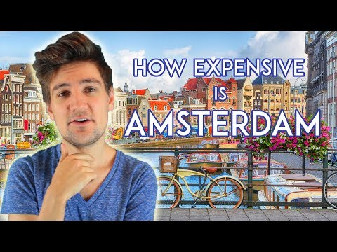 How Much Living In Amsterdam, Netherlands Really Costs?