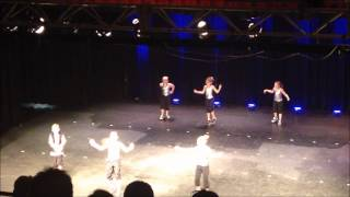 "Kidz Bop ""Starships"" Choreography by Wesley Charlton"